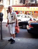 Four generations in China Town