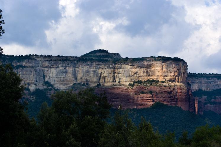 Llegim el paisatge - Espais geoliteraris - Xarxa de Parcs Naturals